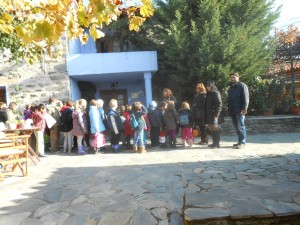 Στο Μουσείο Θεσσαλικής Ζωής