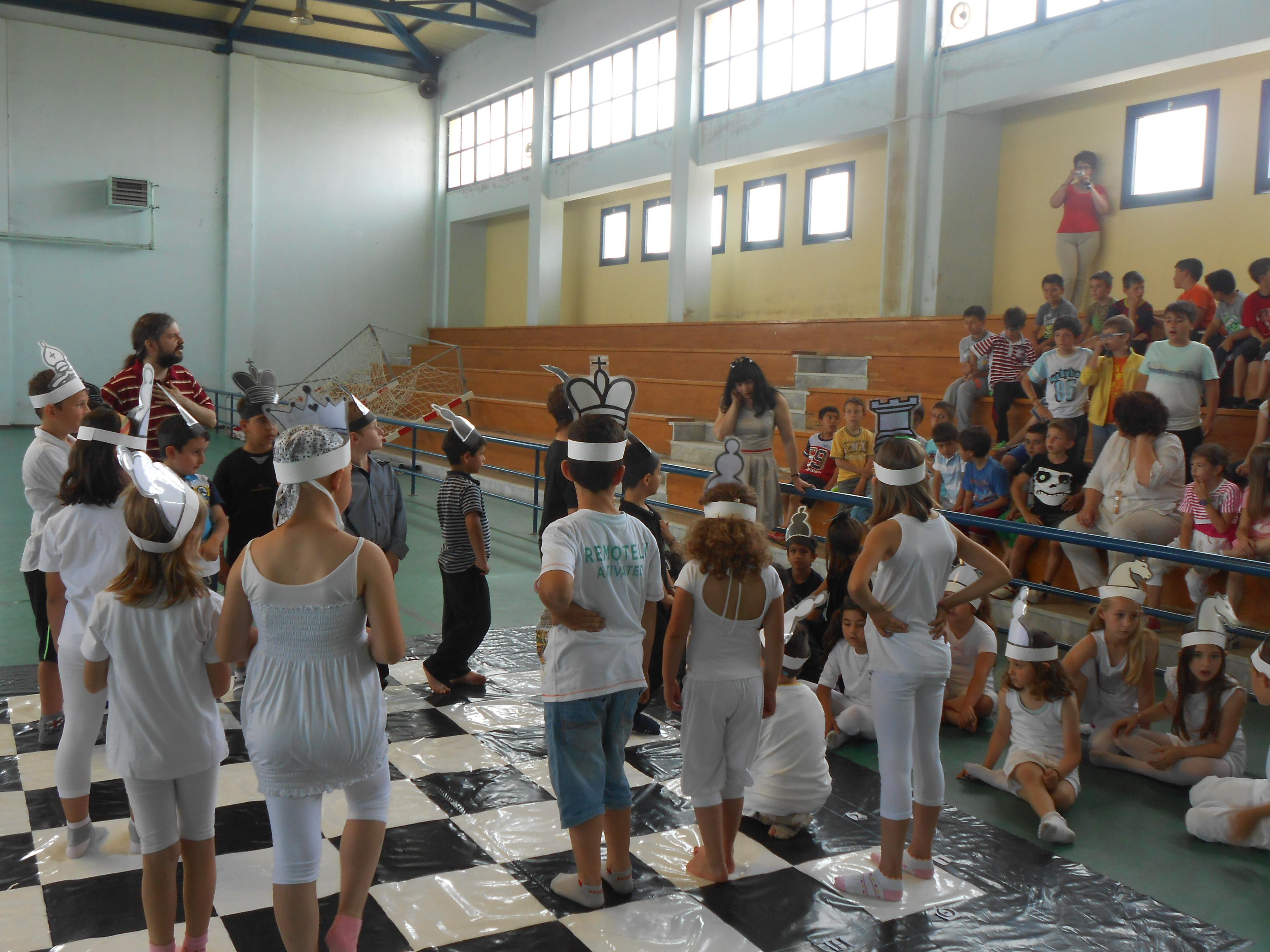 Παίζουμε Σκάκι - Ψυχαγωγία